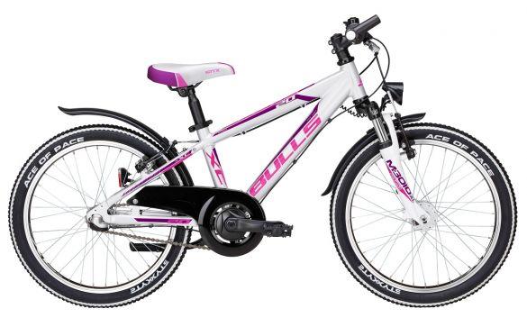 Детский велосипед Bulls Tokee Street 20 Girl / 3G (2017)