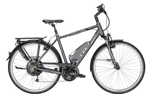 Электровелосипед Bulls Green Mover Lavida Gent24 17Ah (2017)
