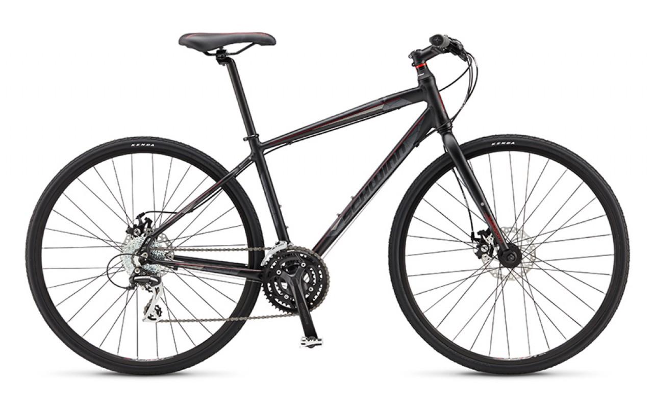 Городской велосипед Schwinn Super sport 2 disc (2015)