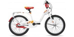 Детский велосипед Scool niXe 18-3 alloy (2017)