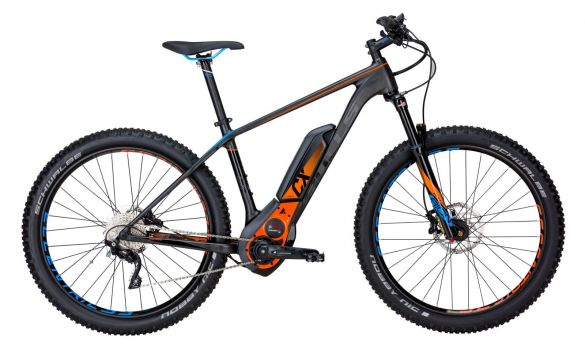 Электровелосипед Bulls Black Adder E 500Wh (2017)