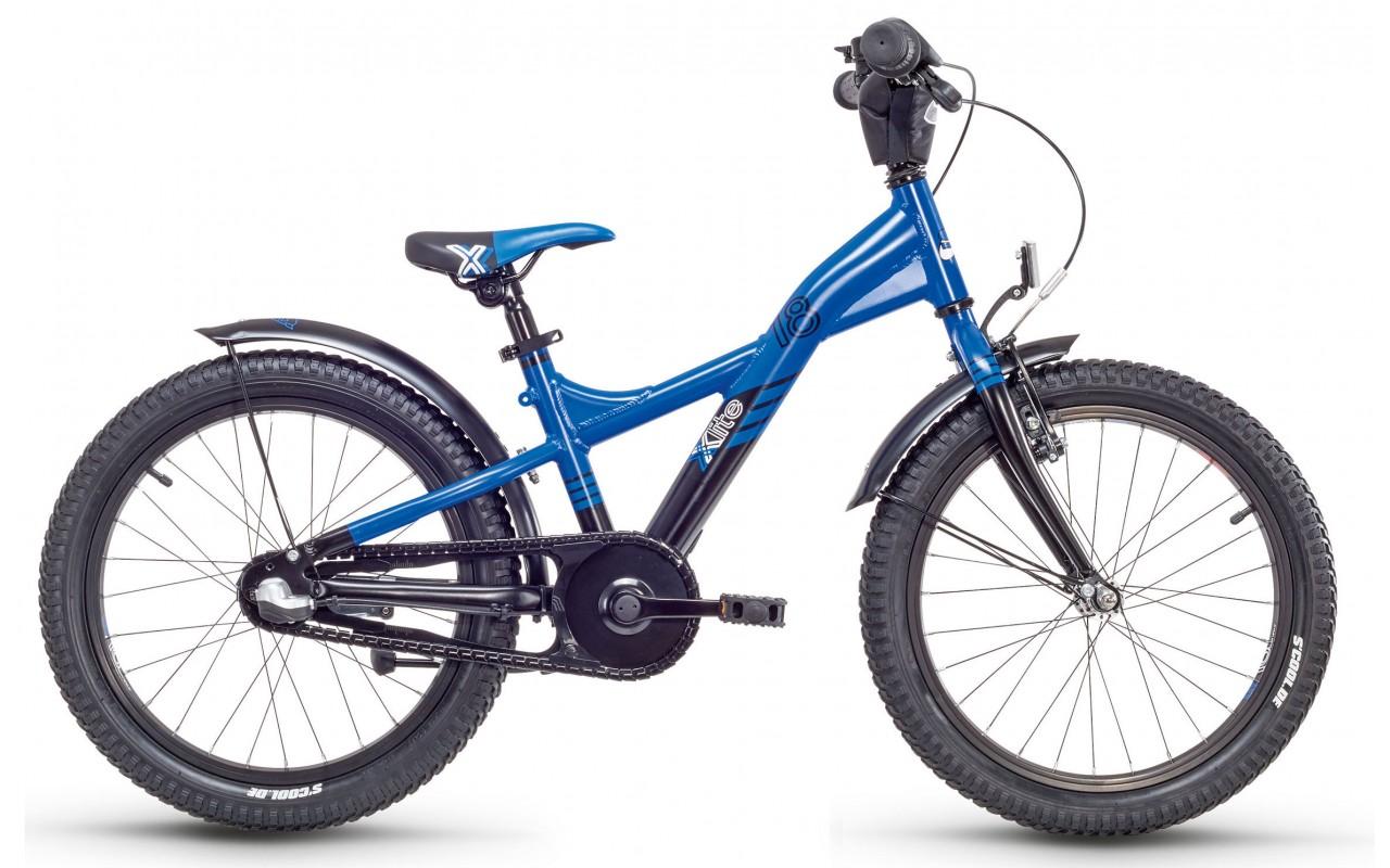 Детский велосипед Scool XXlite 18-3 alloy (2017)
