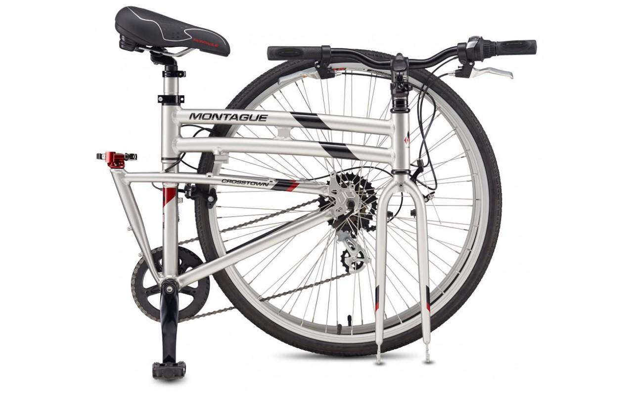 Складной велосипед Montague Crosstown (2017)
