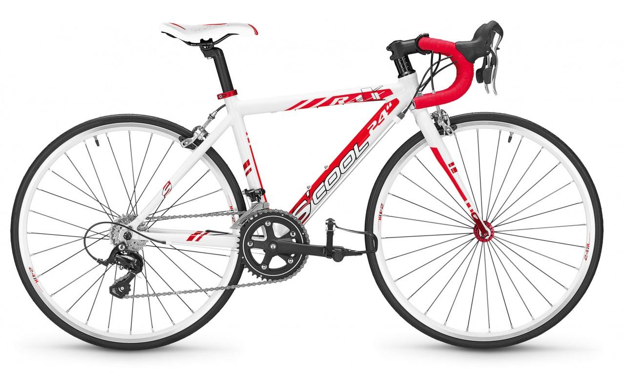Подростковый велосипед Scool raX 24 (2017)
