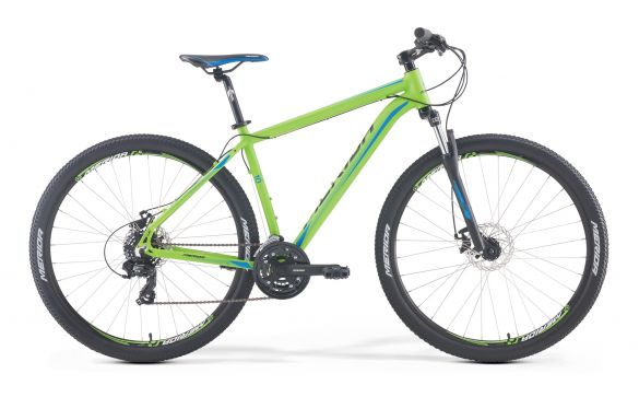 Горный велосипед Merida Big.Nine 10-MD (2017)