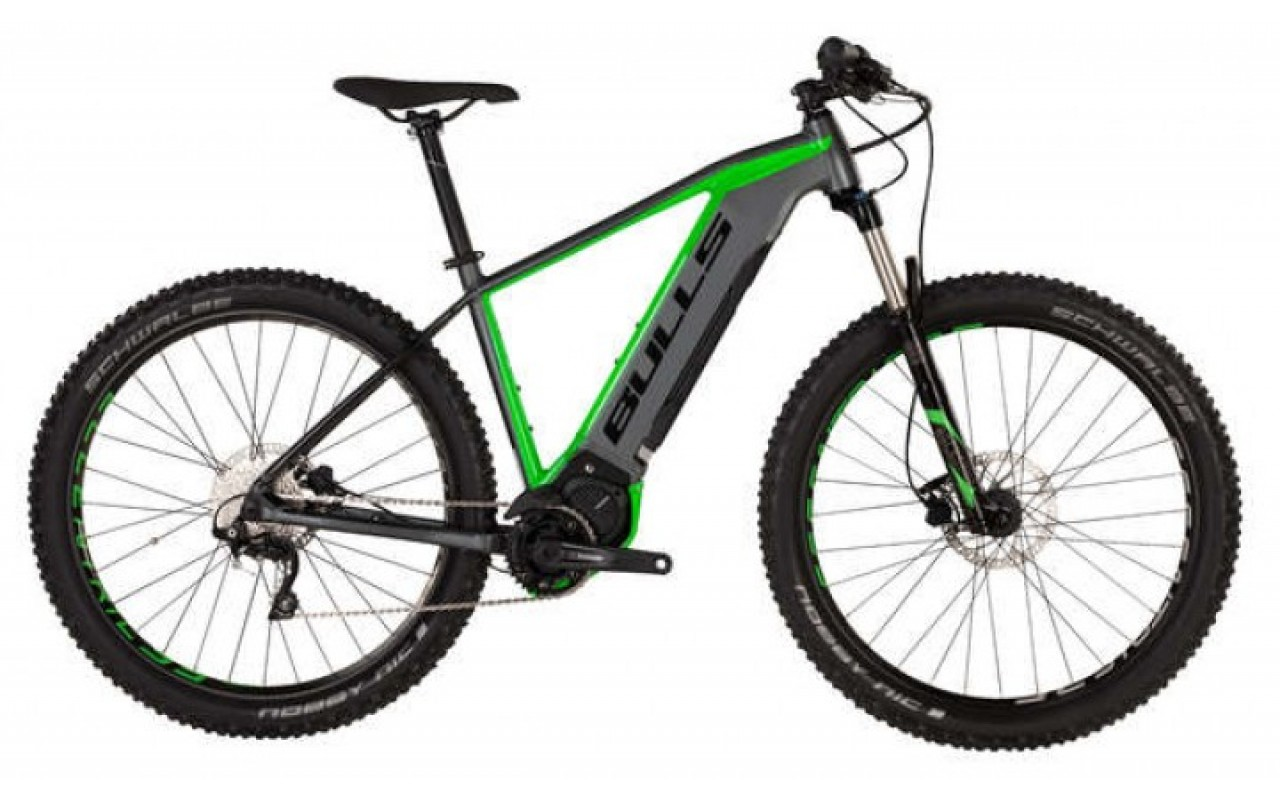 Электровелосипед Bulls E-Core 2 27,5 Plus (2017)