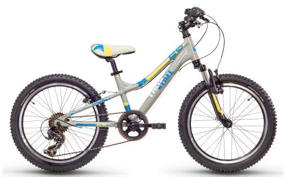 Детский велосипед Scool troX cross 20-7 (2017)