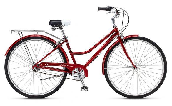 Городской велосипед Schwinn Cream womans 1 (2015)