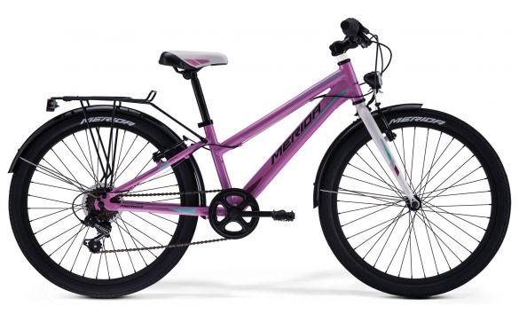 Подростковый велосипед Merida Princess J24 (2017)