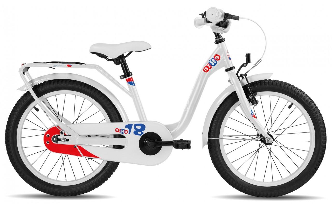 Детский велосипед Scool niXe 18 steel (2017)