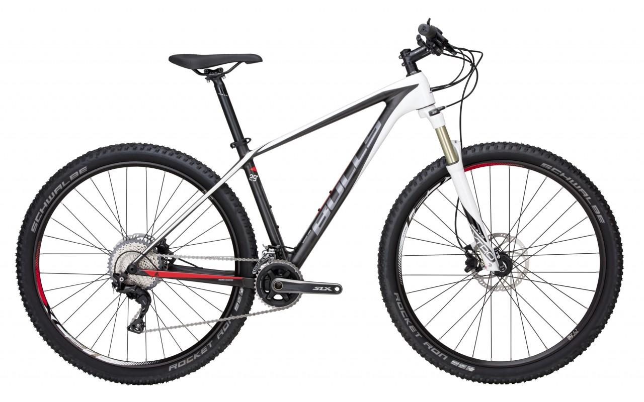 Горный велосипед Bulls Copperhead Carbon 29 (2017)