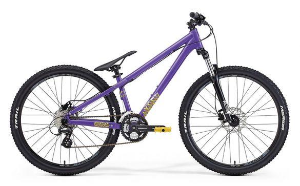 Трюковый велосипед Merida Hardy 6.70 (2015)