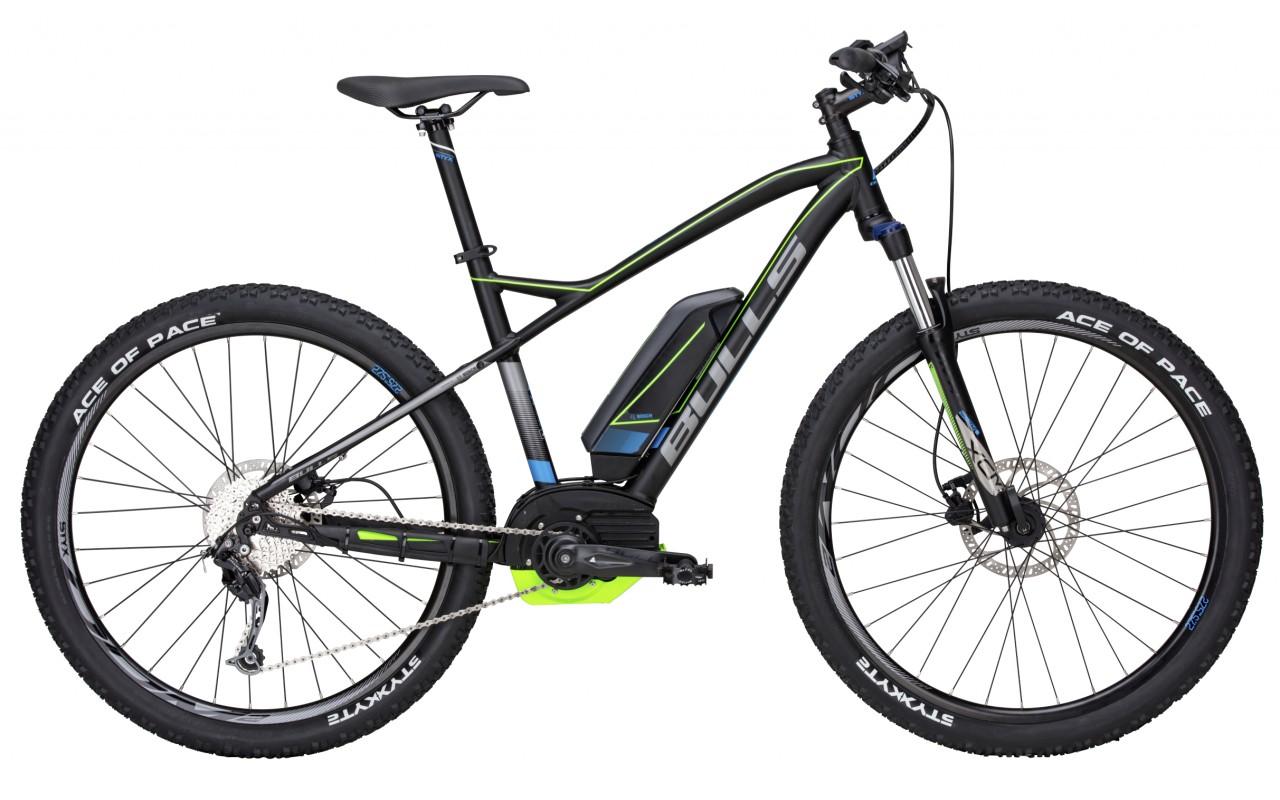 Электровелосипед Bulls Six50 E1 CX (2017)