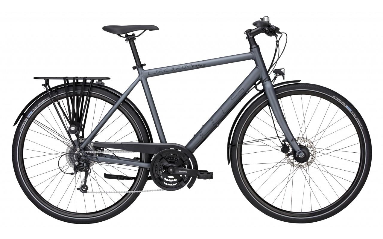 Городской велосипед Bulls Urban 24s Eco Gent (2017)