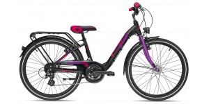Подростковый велосипед Scool chiX comp 24-21 (2017)