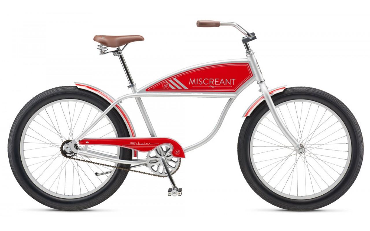 Городской велосипед Schwinn Miscreant (2016)