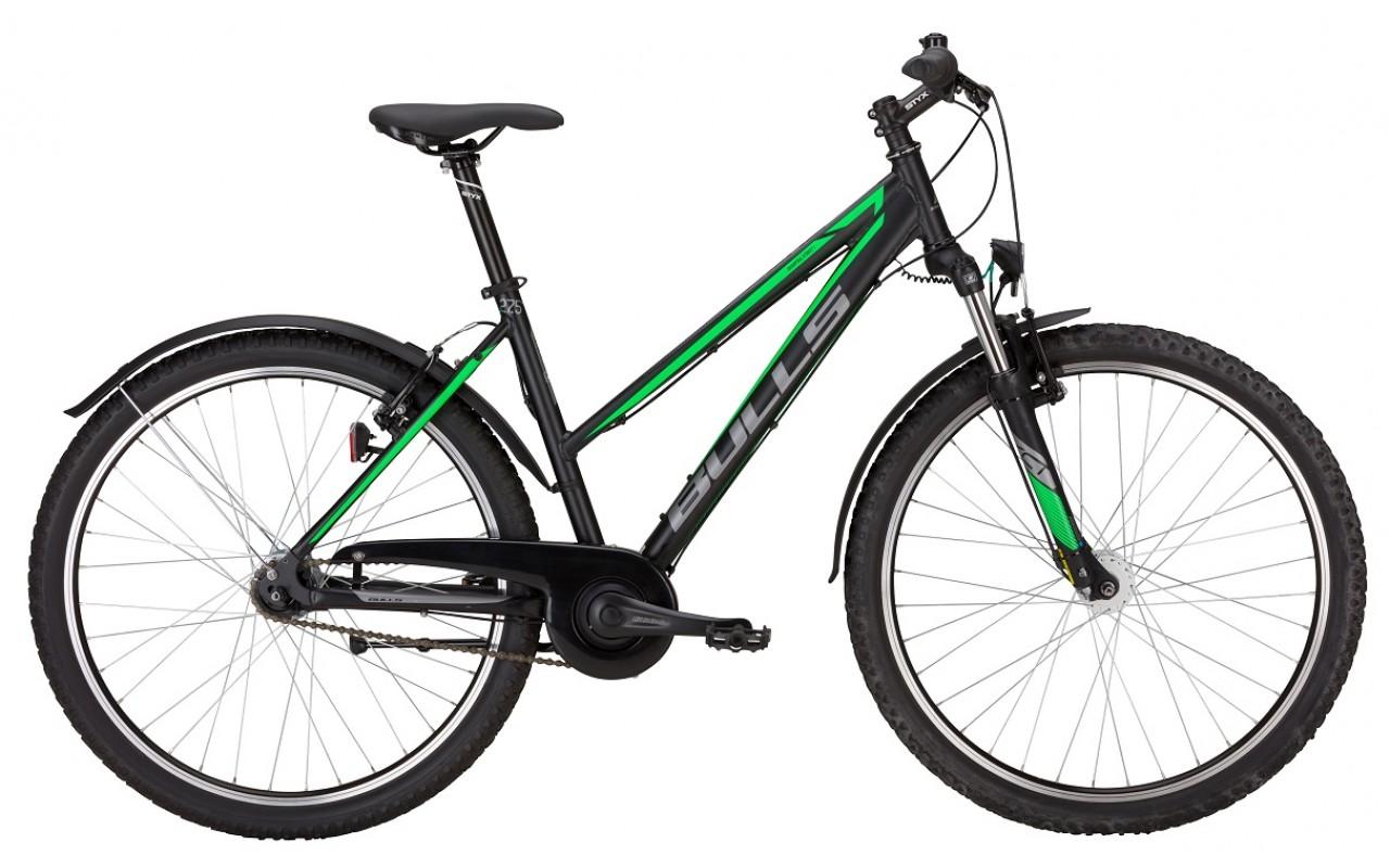 Женский велосипед Bulls Sharptail Street 1 Trapez 7-spd 27,5 (2017)