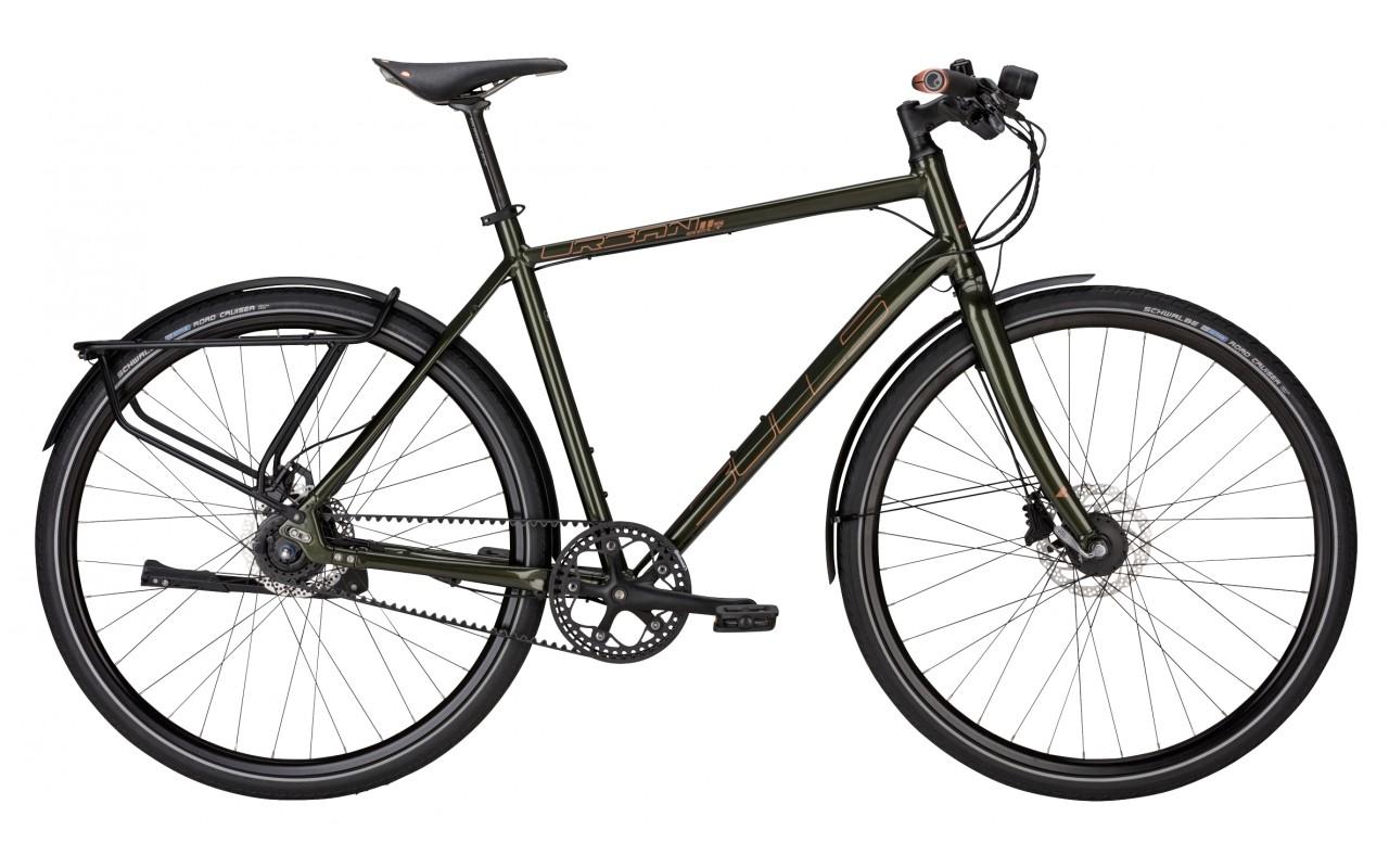Городской велосипед Bulls Urban 11s Belt Gent (2017)