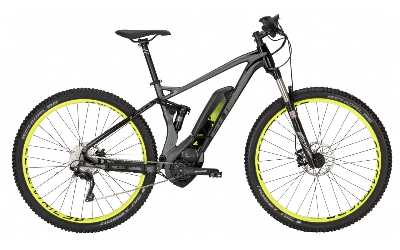 Велосипед двухподвес Bulls Twenty9 E FS 2 500Wh (2017)