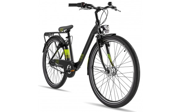 Городской велосипед Scool chiX pro 26-7 (2017)