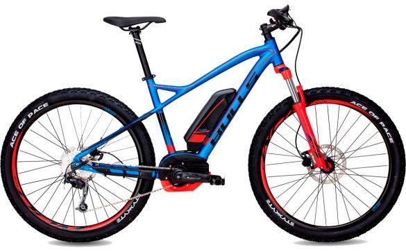 Электровелосипед Bulls Twenty9 E1 CX (2017)