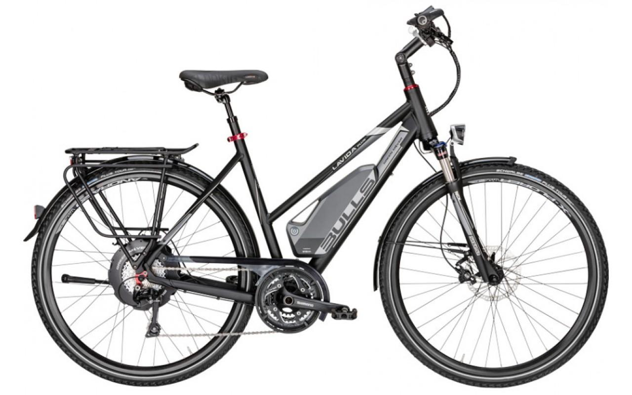 Электровелосипед Bulls Green Mover Lavida Plus Trapez30 (2017)