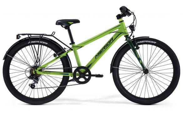 Подростковый велосипед Merida Spider J24 (2017)