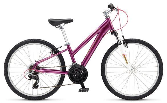 Подростковый велосипед Schwinn Lula Girls 24 (2016)