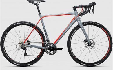 Шоссейный велосипед CUBE CROSS RACE PRO (2017)