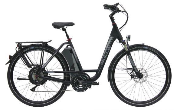 Электровелосипед Bulls Green Mover Lavida Plus Hydro Wave30 17Ah (2017)