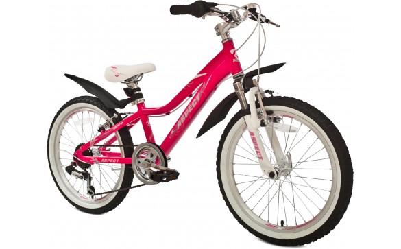 Детский велосипед Aspect Galaxy girl 20 (2016)
