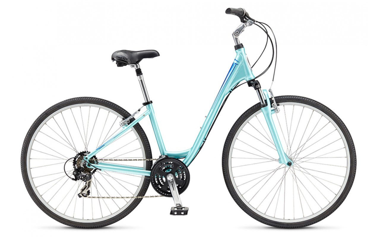 Городской велосипед Schwinn Voyageur 2 womens (2015)