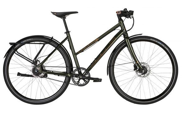Городской велосипед Bulls Urban 11s Belt Lady (2017)