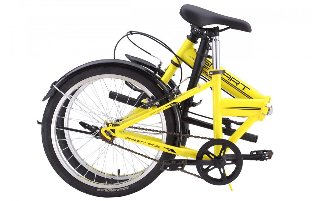 Складной велосипед Smart Simple (2016)