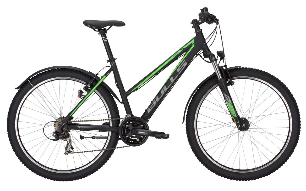 Женский велосипед Bulls Sharptail Street 1 Trapez 27,5 (2017)