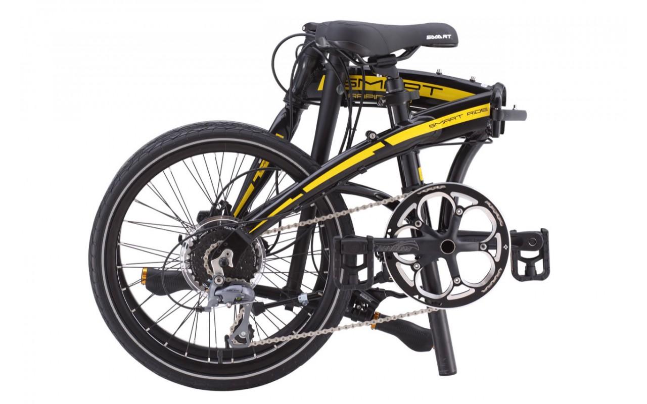 Складной велосипед Smart Rapid 300 (2016)