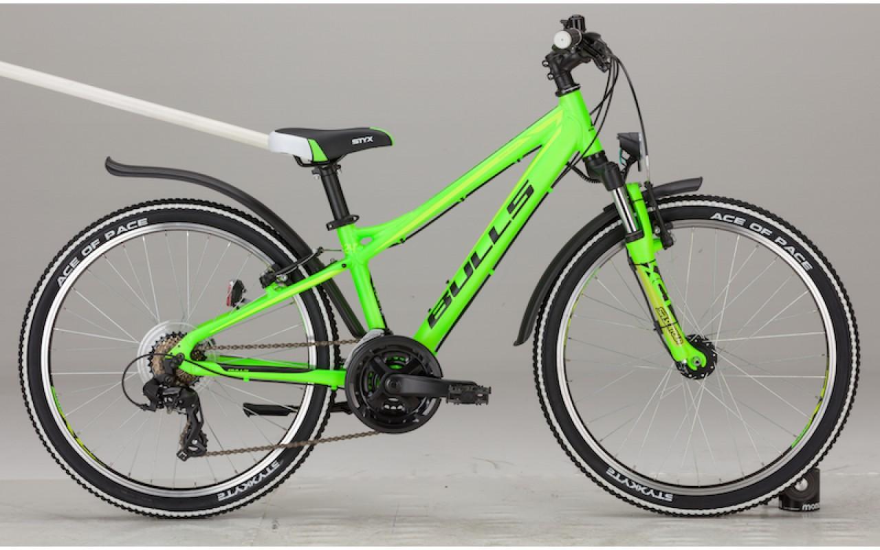Подростковый велосипед Bulls Sharptail Street 24 21G (2017)