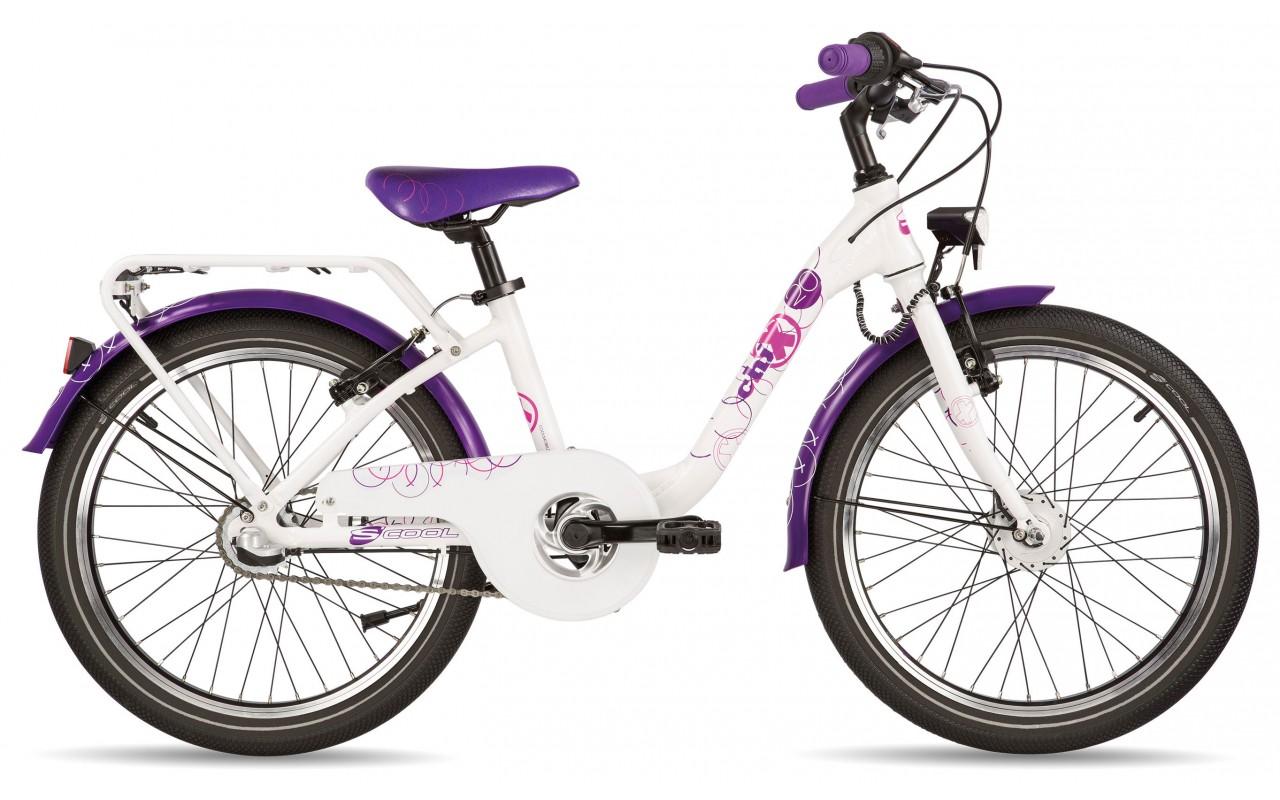 Детский велосипед Scool chiX pro 20-3 Nexus (2017)