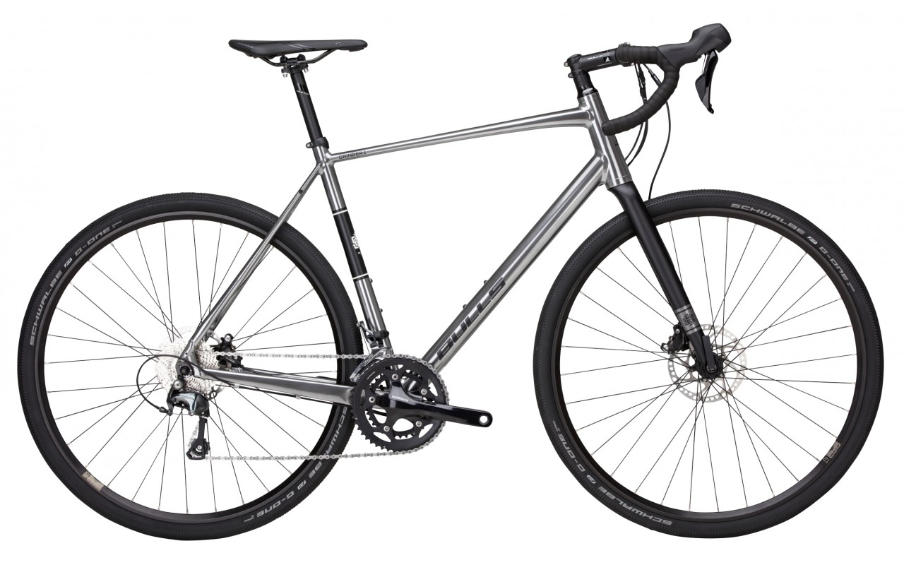 Шоссейный велосипед Bulls Grinder 1 (2017)