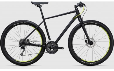 Городской велосипед CUBE HYDE (2017)