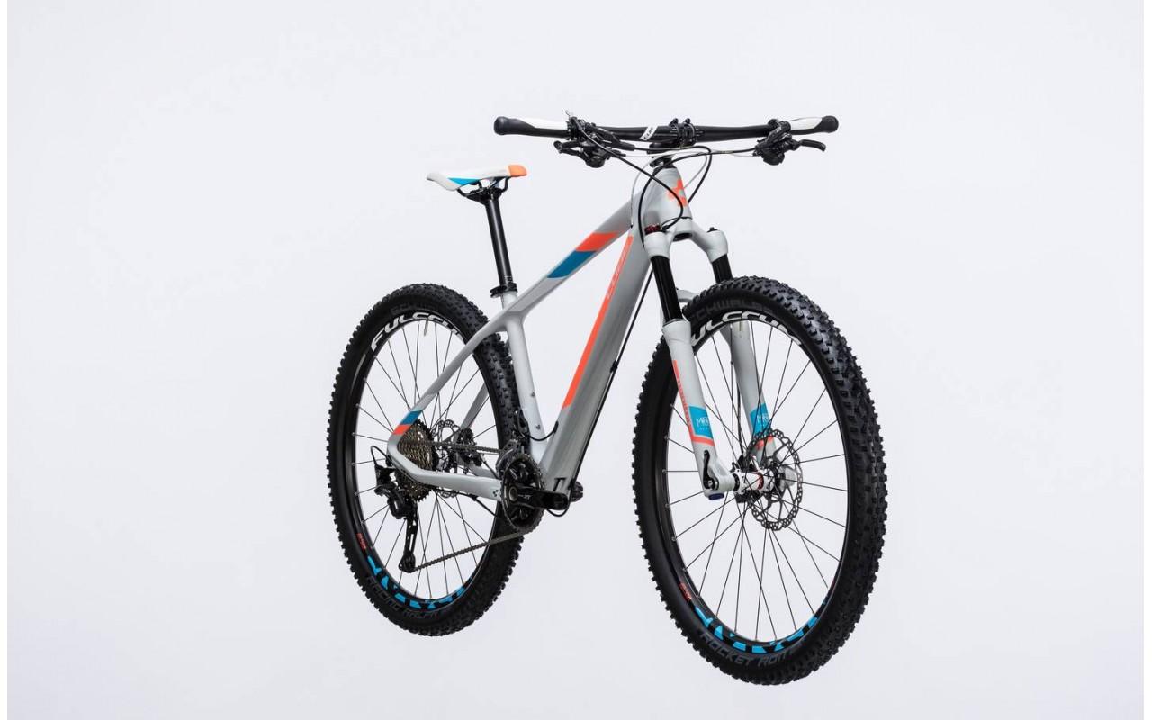 Женский велосипед CUBE ACCESS WLS GTC SL Team 29 (2017)