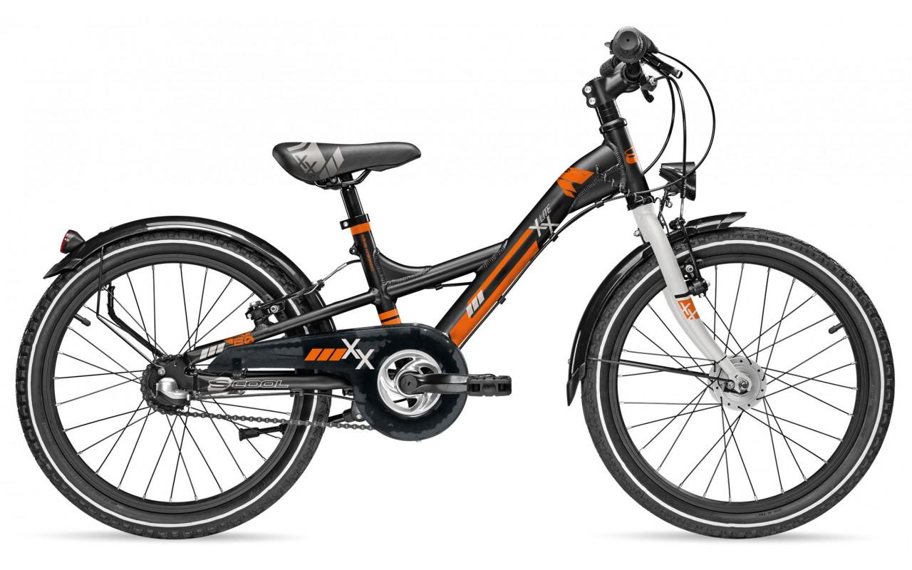 Детский велосипед Scool XXlite comp 20-3 Nexus (2017)