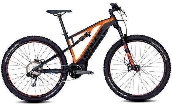 Велосипед двухподвес Bulls E-Core Di2 FS 29 (2017)