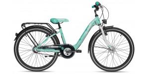 Подростковый велосипед Scool chiX comp 24-3 Nexus (2017)