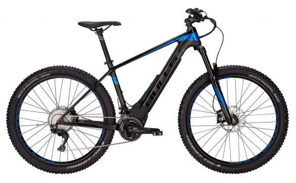 Электровелосипед Bulls E-Stream EVO 3 Carbon 27,5 Plus (2017)