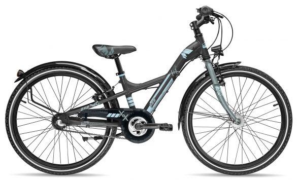 Подростковый велосипед Scool XXlite comp 24-3 Nexus (2017)
