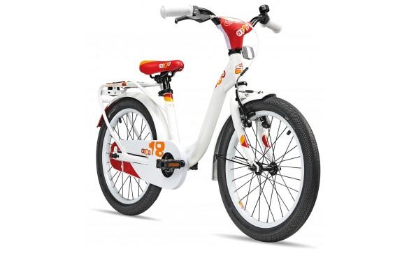 Детский велосипед Scool niXe 18 alloy (2017)