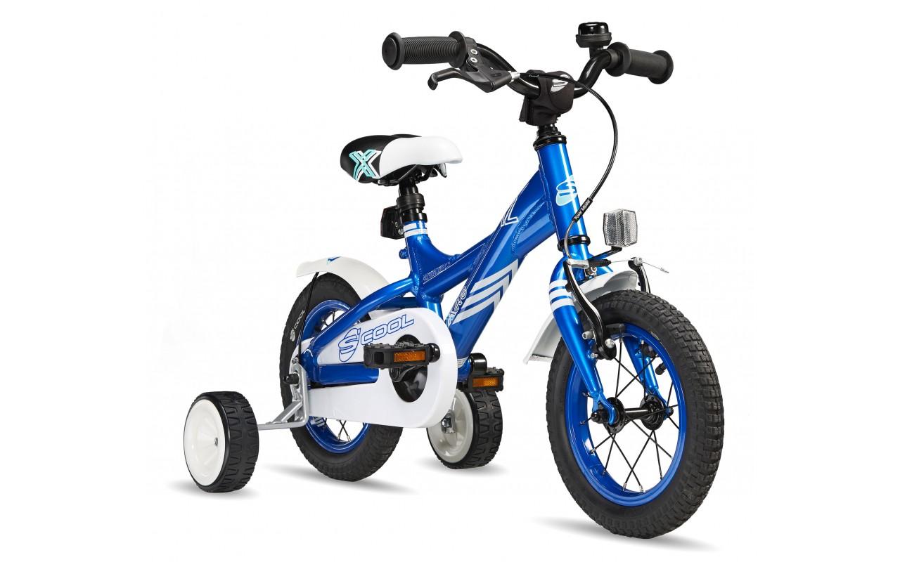 Детский велосипед Scool XXlite 12 alloy (2017)