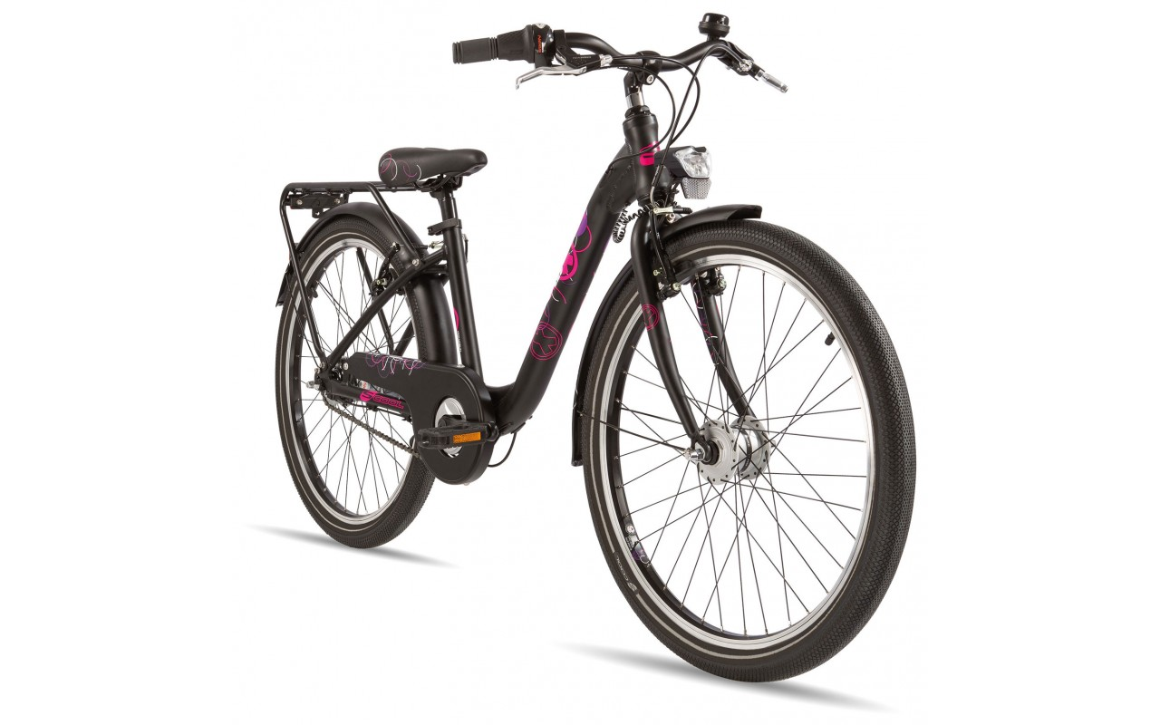 Подростковый велосипед Scool chiX pro 24-7 (2017)