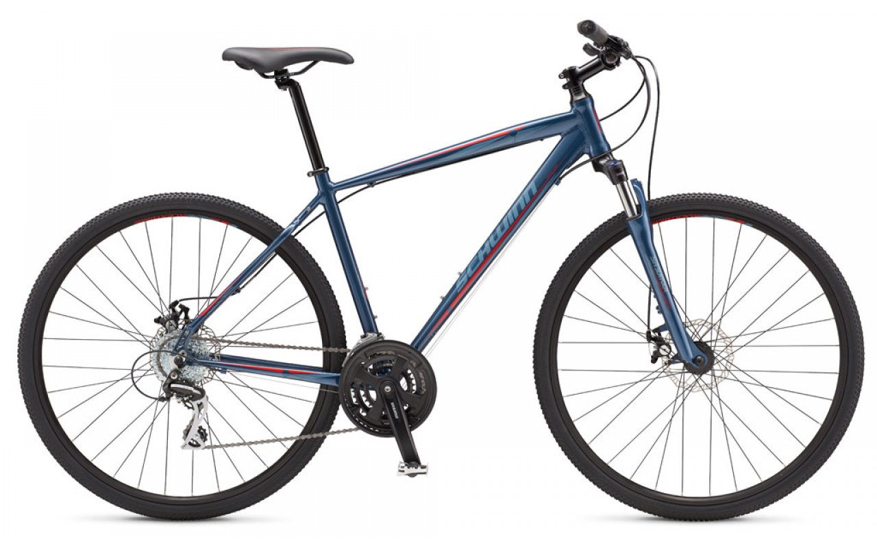 Городской велосипед Schwinn Searcher 3 (2016)